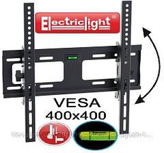 Кронштейн Electriclight LCD-907ST наклонный vesa 400*400