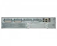 Маршрутизатор Cisco 2911 UC Bundle, PVDM3-16, UC License PAK (CISCO2911-V/K9)