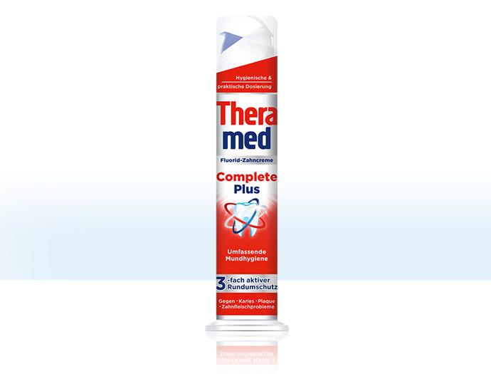 Зубная паста Theramed Complete Plus, 100ml.