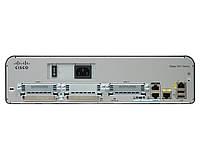 Маршрутизатор Cisco 1941 Security Bundle w/SEC license PAK (CISCO1941-SEC/K9)