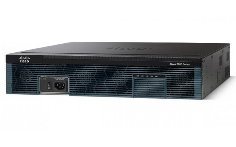 Маршрутизатор Cisco 2951 UC Sec. Bundle, PVDM3-32, UC and SEC License P (C2951-VSEC/K9)