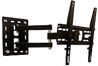 Кронштейн Electriclight LCD-806  (КБ-806)  поворот/наклон/вынос vesa 400*400, фото 1