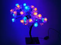 Дерево 32l ''пушистик'' blue-yellow