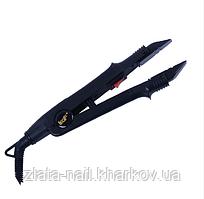 Щипцы для наращивания волос LooF B (L-611)