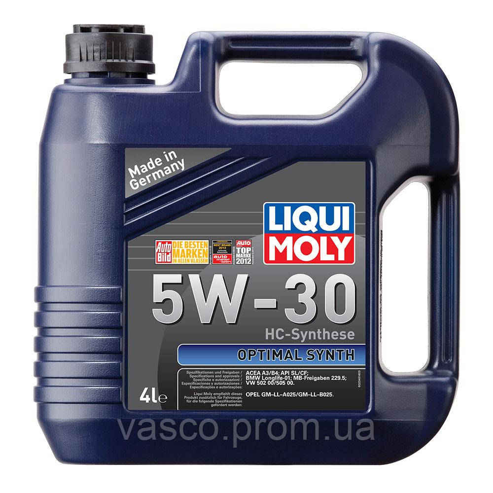 OPTIMAL Synth 5W-30 HT  кан. 4л Liqui Moly (39001) олива моторна