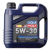 LIQUI MOLY Optimal НТ Synth 5W30 4л 39001 моторное масло синтетическое
