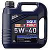 Моторное масло OPTIMAL Synth 5W-40  Liqui Moly 4л