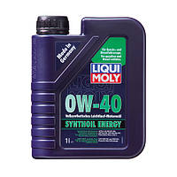 Моторное масло 0w40 SYNTHOIL ENERGY Liqui Moly 1л