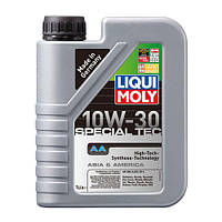 Моторное масло 10w30 LEICHTLAUF SPECIAL AA Liqui Moly 1л