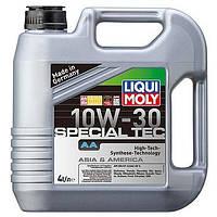 LIQUI MOLY Special Tec AA 10W30 4л 7524 моторное масло синтетическое