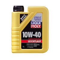 LIQUI MOLY Leichtlauf 10W40 1л 9500 моторное масло полусинтетическое