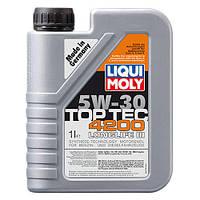 LIQUI MOLY Top Tec 4200 5W30 1л 7660 моторное масло синтетическое