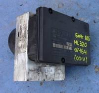 Блок ABSMercedesM-Class W1642005-2011A1644311912, A2515450832, 10.0925-1559.3