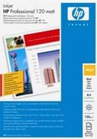 Бумага HP A4 Professional Inkjet Paper, Matte, 120г/м2, 200л