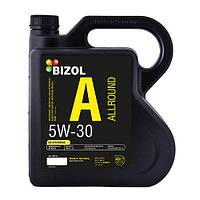 5w30 Allround 4л Bizol (В85116) моторна олива