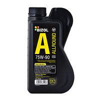 Трансмиссионное масло 75w90 Allround Gear Oil TDL Bizol (В 87220) 1л