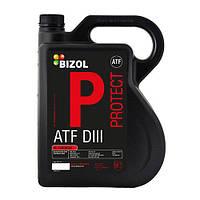 Трансмиссионное масло ATF Protect DIII Bizol (В87111) 5л