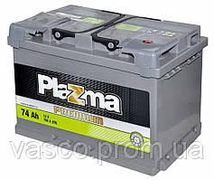 Акумулятор стартерний 6СТ-74 Plazma Premium Евро