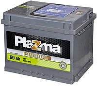 Акумулятор стартерний 6СТ-60 Plazma Premium Евро