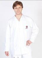 Костюм для работников пищевой промышленности куртка + брюки