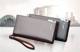 Чоловічі клатчі, гаманці, портмоне