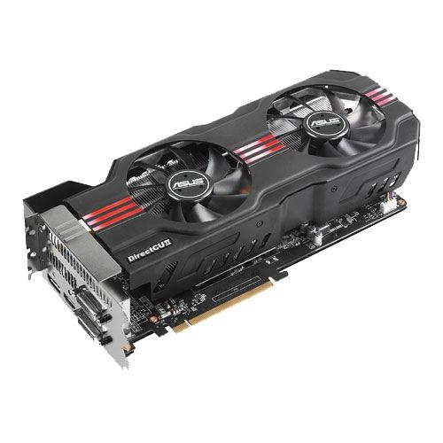 "Видеокарта ASUS GTX 680 2GB 256bit GDDR5 ""Over-Stock"""
