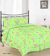 Детское постельное бельё в маленькую кроватку, бязь Голд