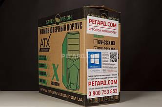 Системный блок РЕГАРД RE705 (Intel Core i3-7100 3.9GHz/GeForce GTX 1050, 2GB/8GB DDR4/1TB HDD/БП 500W), фото 3