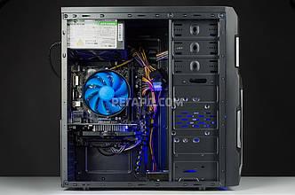 Системный блок РЕГАРД RE742 (Intel Pentium G4560 3.5GHz/GeForce GTX 1050, 2GB/8GB DDR4/1TB HDD/400W), фото 3