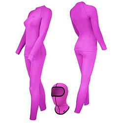 Термобілизна жіноча Radical CUTE рожевий (CUTE-pink) - S