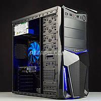 Системный блок РЕГАРД RE740 (Intel Pentium G4560 3.5GHz/NVIDIA GeForce GT 730, 2GB/8GB DDR4/1TB HDD/400W)