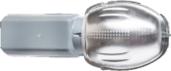 Светильник консольный Евросвет EVRO-HELIOS-21 ЖКУ 100Вт Е40  (в ком-ті баласт ДНАТ 100Вт+ІЗП)