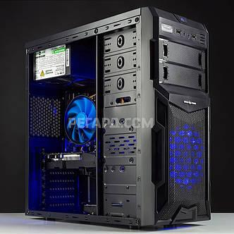 Системный блок РЕГАРД RE708 (AMD FX-8300 3.3GHz/GeForce GTX 1050 Ti, 4GB/8GB DDR3/1TB HDD/БП 500W), фото 2