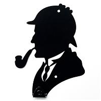 Вешалки  Вешалка настенная  Holmes