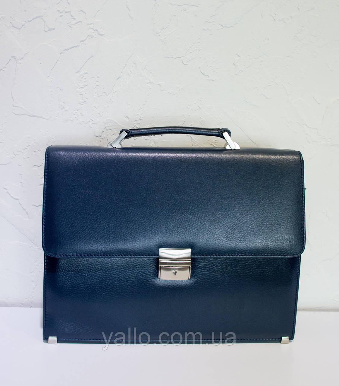 Мужской  кожаный портфель BOND 1283-1170