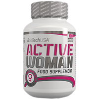 Active Woman 60 таб, BioTech USA
