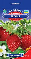 Семена  земляники садовой Регина (ремонтантная), 0,1 г, GL SEEDS, Украина