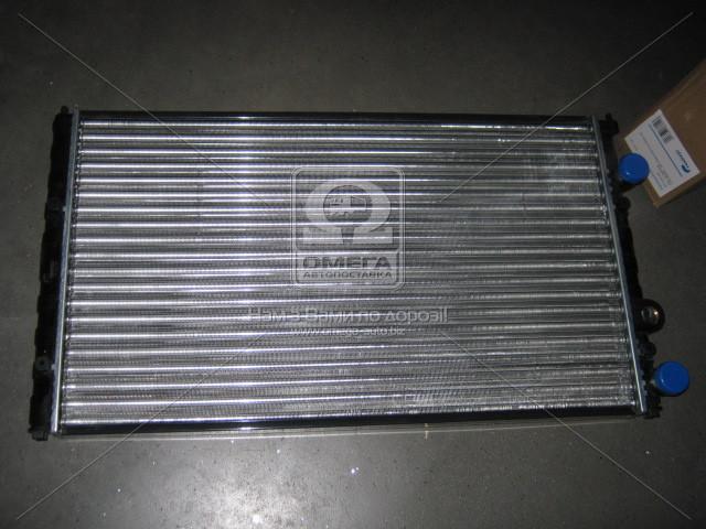 Радиатор охлаждения Volkswagen CADDY POLO CLASSIC MT 1995-2005 (пр-во TEMPEST)
