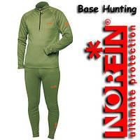 Мужское зимнее термобелье Norfin Hunting BASE