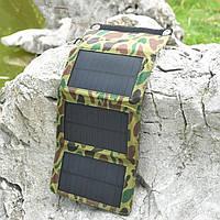 Солнечное зарядное 6Вт, складное