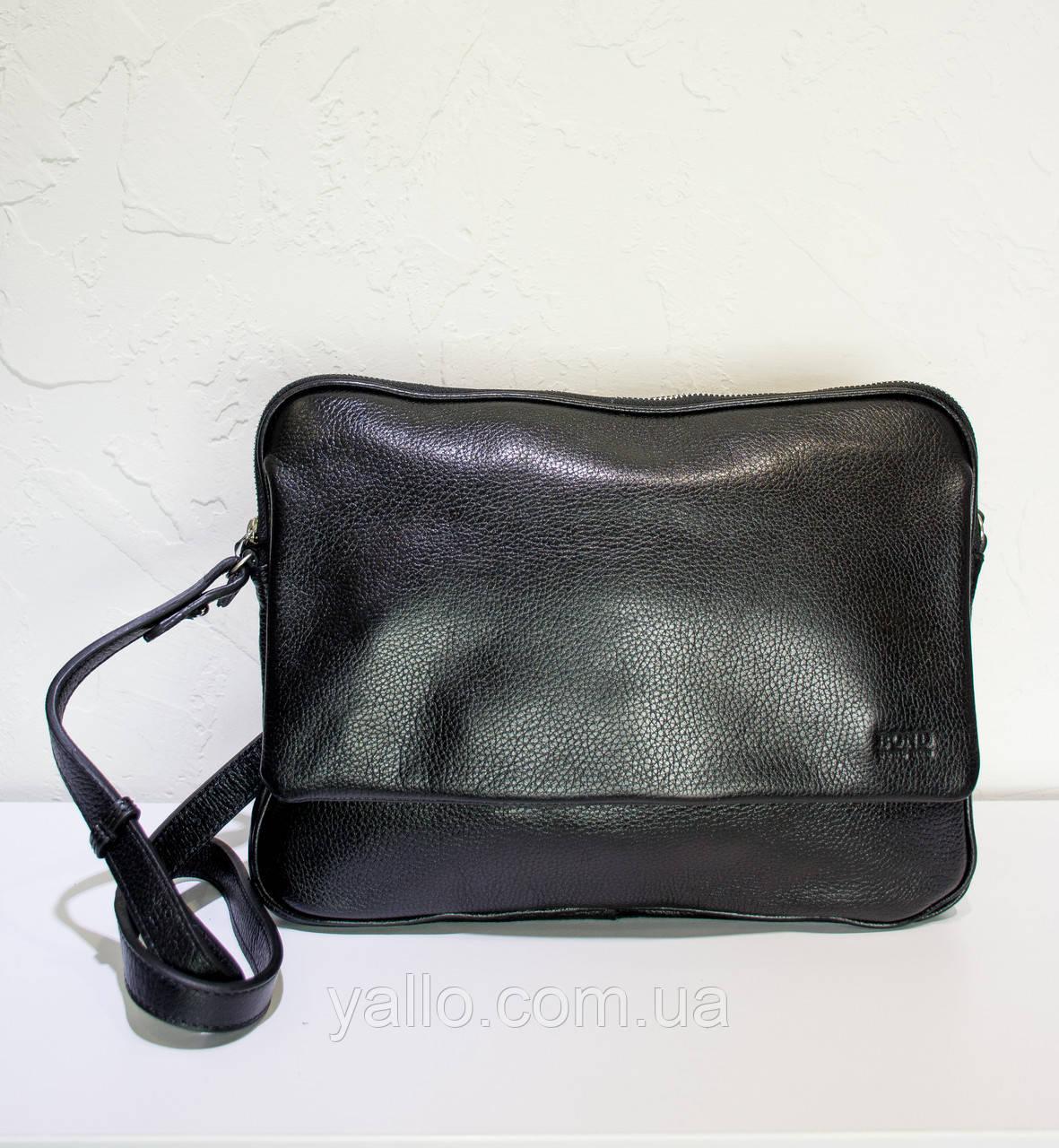 Мужская кожаная сумка BOND 1375-281