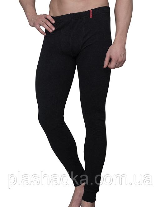 Термо-кальсоны мужские KEY Hot touch (цвет черный) /Кальсоны мужские, теплые