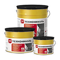 Мастика битумнополимерная Техномаст ТехноНИКОЛЬ №21 готовая 10 кг.