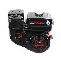 Двигатель бензиновый Weima WM170F-Q NEW (HONDA GX210) (шпонка, вал 19 мм, 7.0 л.с., бак 5 л), фото 1