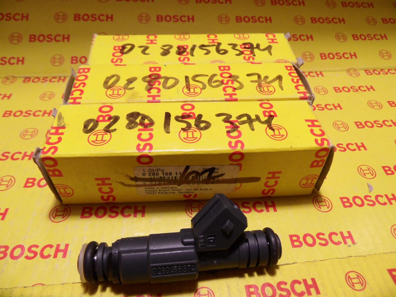 Форсунки бензиновые Bosch, 0280156374, 0 280 156 374, 0280158107, 0280150560, 0280150902,