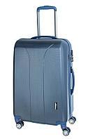 Чемодан New Carat средний 0082 синий, фото 1