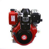 Двигатель дизельный WEIMA WM192FЕ (вал под шпонку) 14 л.с. , фото 1