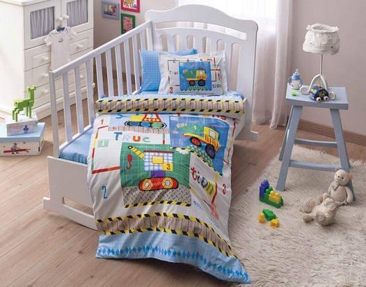 Постельное белье для новорожденных ТАС Toys Baby Ранфорс