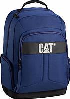 Рюкзак для ноутбука CAT Mochilas 83180 темно-синий