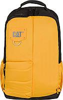 Рюкзак городской CAT Millennial Classic 83441 желтый, фото 1